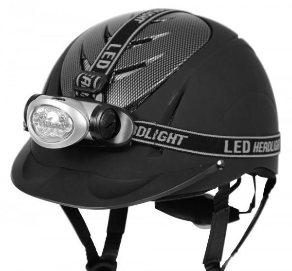 LED Helmlampe Stirnlampe