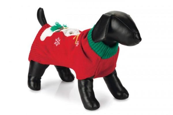 Beeztees Weihnachtspullover Rentier