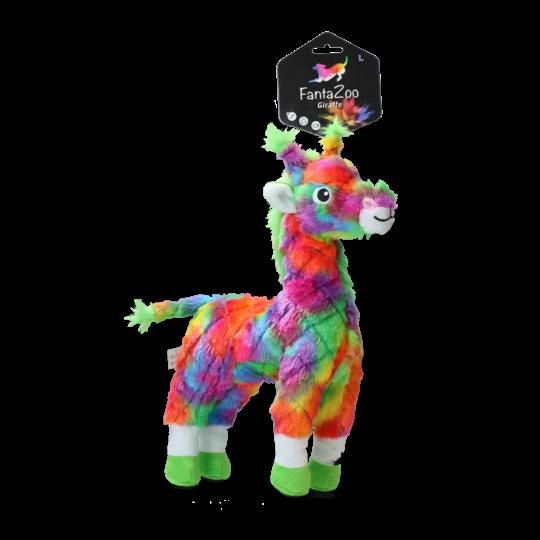 FantaZoo Hundespielzeug Giraffe