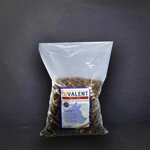biVALENT Multi Mix Trockenfutter Kroketten