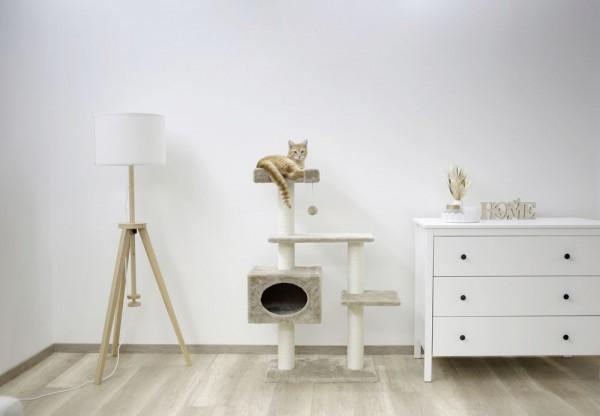 Katzen Kratzbaum mit Höhle und Bett Emmy
