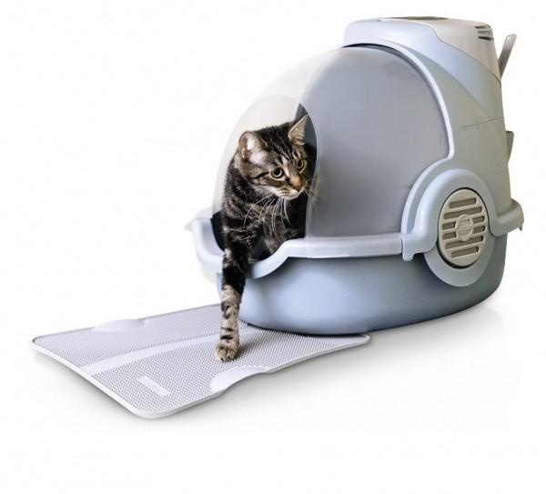 Oster Katzentoilette mit Filter
