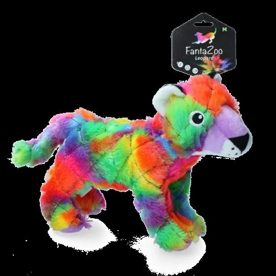 FantaZoo Hundespielzeug Leopard