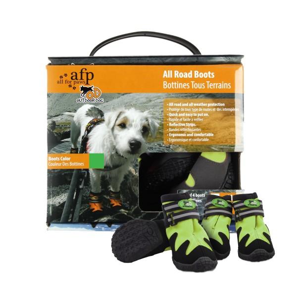 Hundeschuhe für Trackingtouren