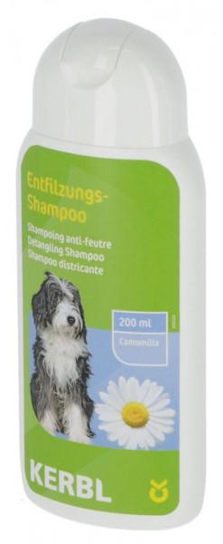 Entfilzungsshampoo für Hunde