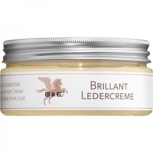 B&E Brillant Ledercreme 250ml