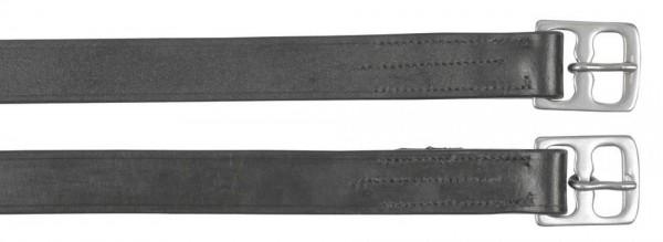 Steigbügelriemen Leder für Kinder