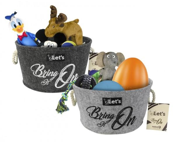 Aufbewahrungskorb für Spielsachen