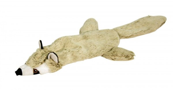 Hundespielzeug Leopard Waschbär