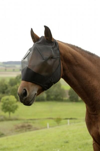 Covalliero Fliegenmaske ohne Ohren
