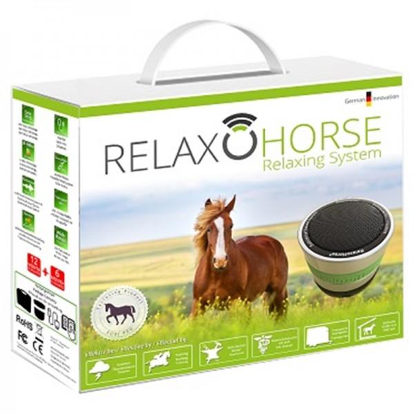 RelaxoHorse Tiefenentspannung für Pferde Casa Version
