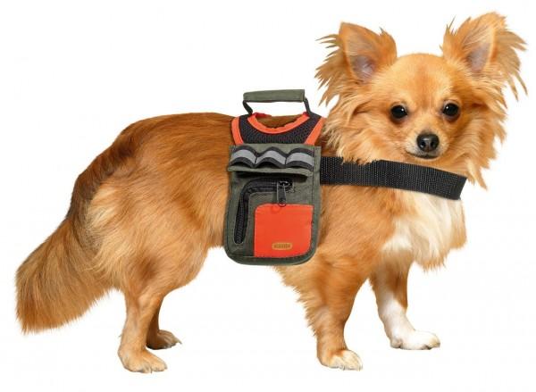 Multifunktionssattel Hunderucksack