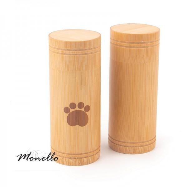 Monello Tierurne aus Bambus