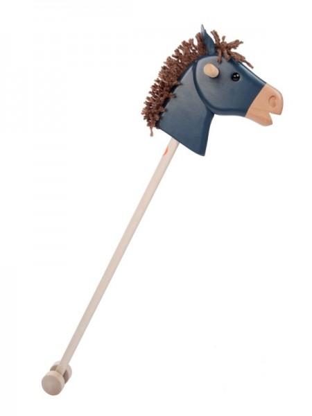 Steckenpferd Esel