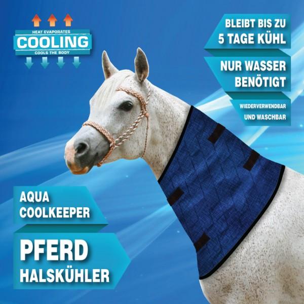 Aqua Coolkeeper™ Nackenkühler für Pferde