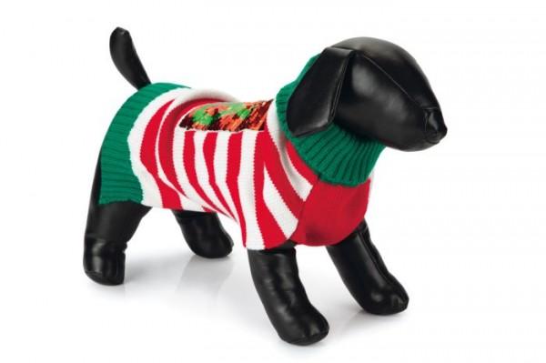 Hundepullover Weihnachten Hohoho