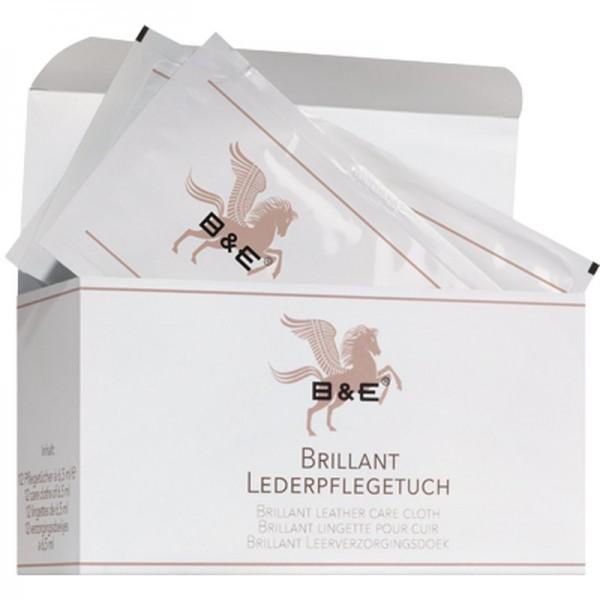 B&E Brillant Lederpflegetuch