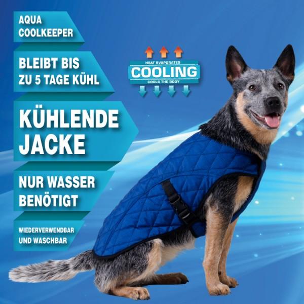 Aqua Coolkeeper™ Kühlender Hundemantel