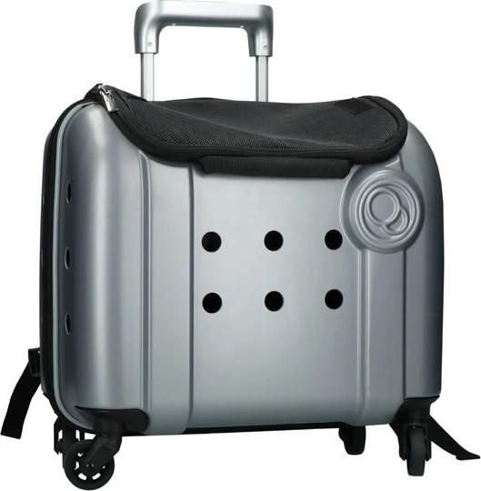 Trolley und Rucksack für Haustiere