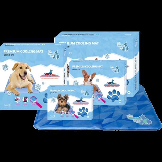 Coolpets Kühlmatte für Hunde und andere Tiere