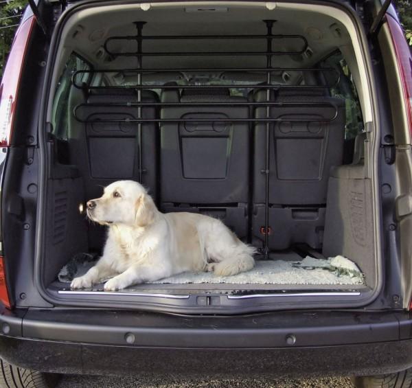 Schutzgitter für den Kofferraum