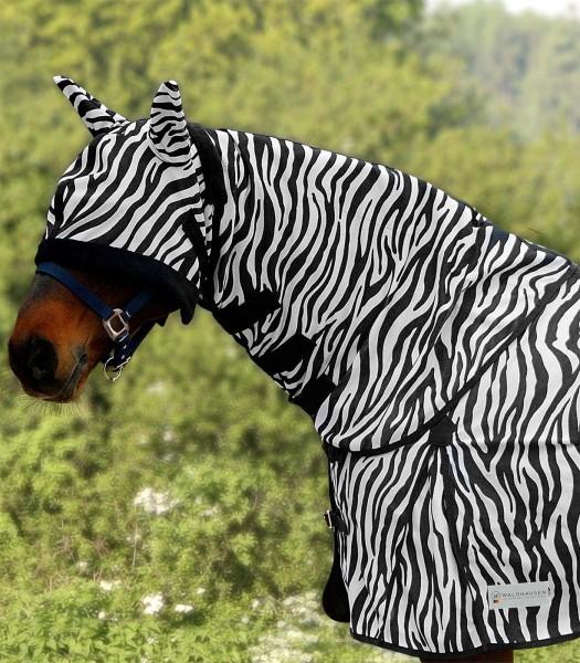 Waldhausen Halsteil für Fliegendecke Zebra