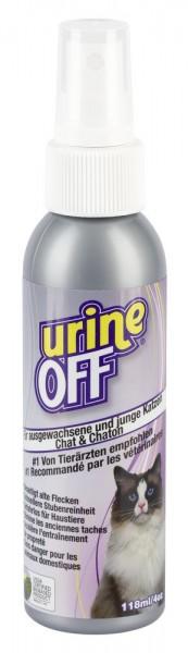 UrineOff Spray Geruchs und Fleckenentferner