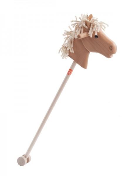 Steckenpferd Haflinger