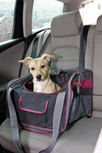 Hunde Autotasche Vacation