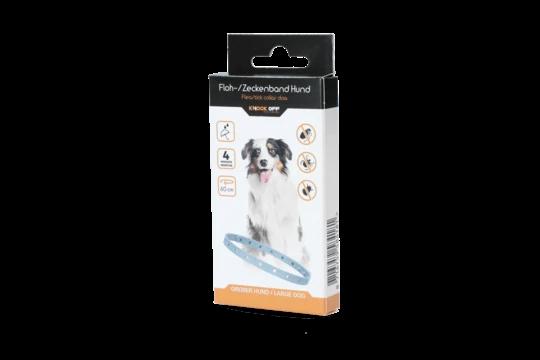 Floh und Zeckenband für Hunde