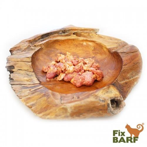 Fix-BARF® Katzenfutter Ente-Huhn Schilddrüsenspezialfutter