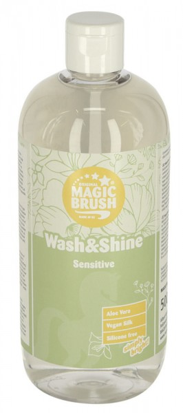 MagicBrush Wash and Shine Pferdeshampoo
