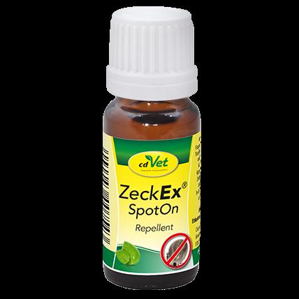 ZeckEx SpotOn Zeckenabwehr