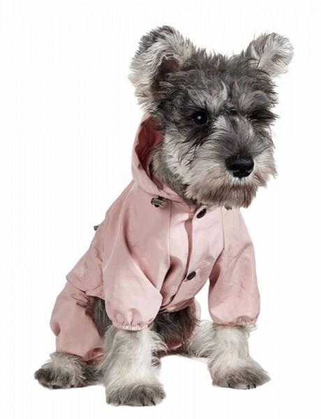 Regenanzug Rosi für Hunde