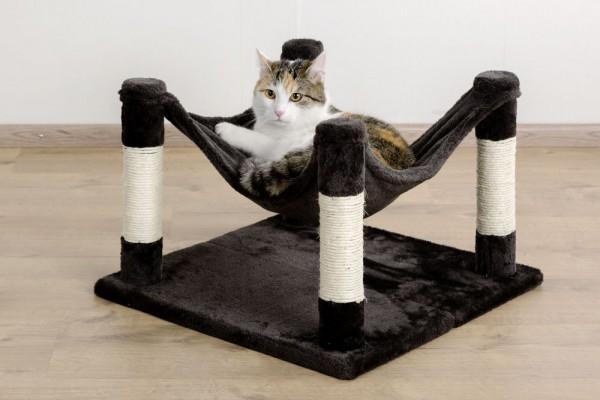 Plüsch Katzenhängematte Samira