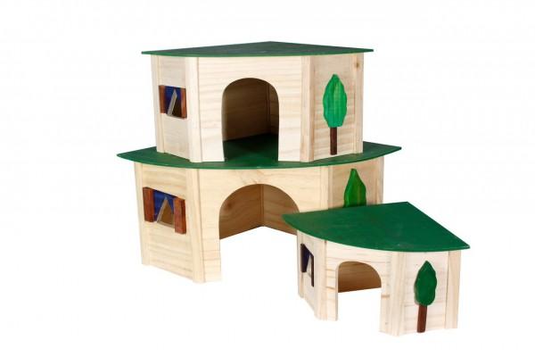 Wonderland Spiel- und Schlafhaus Ecco