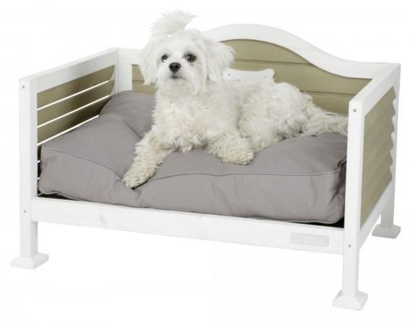 Holzbett Fabio für Hunde