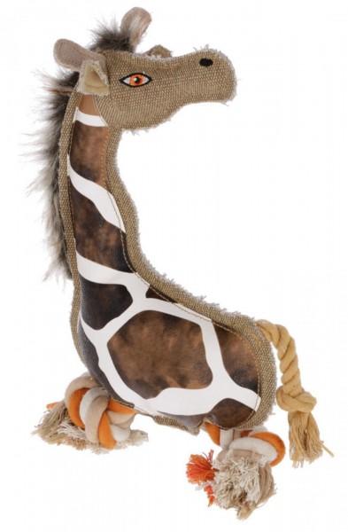 Hundespielzeug Giraffe Gina