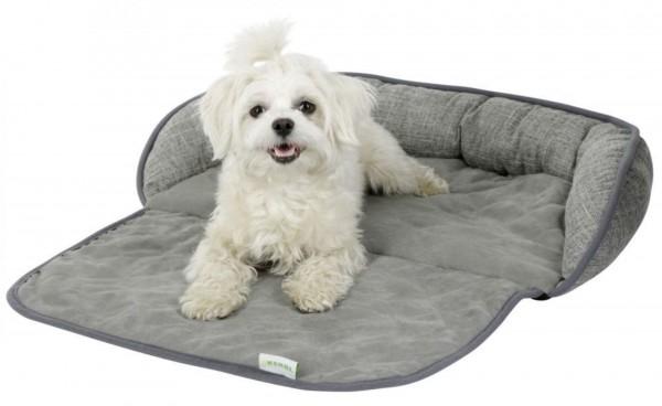 Hundekissen Emalia mit Couchschutz