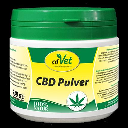 CBD Pulver