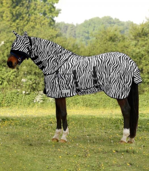 Waldhausen Fliegendecke Zebra Komplettset