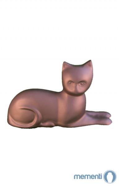 Mementi Katzenurne sitzend