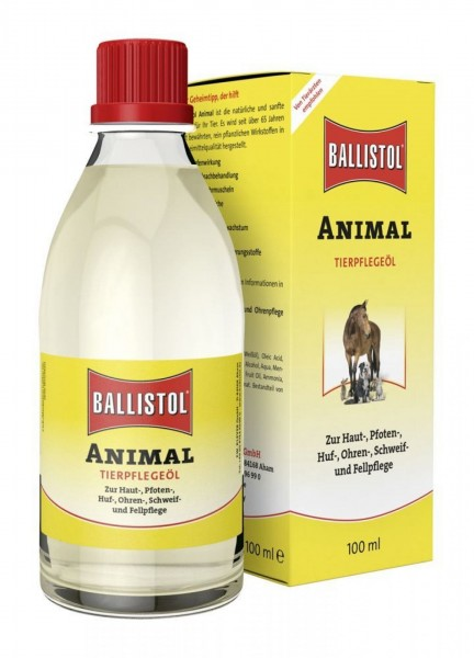 BALLISTOL Tierpflegeöl Animal
