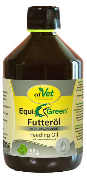Pferde Futteröl EquiGreen
