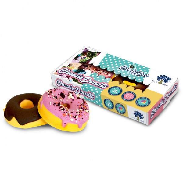 Kausnack Cheesie Donuts