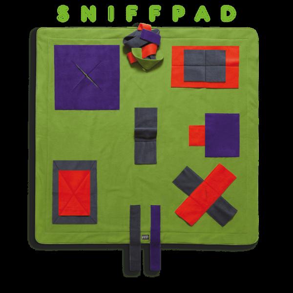 Knauder´s Best Sniffpad Schnüffelspielzeug