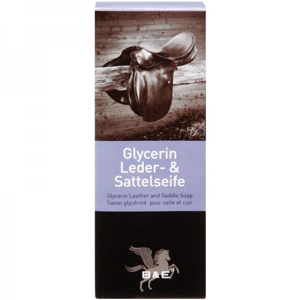 B&E Glycerin Leder- und Sattelseife