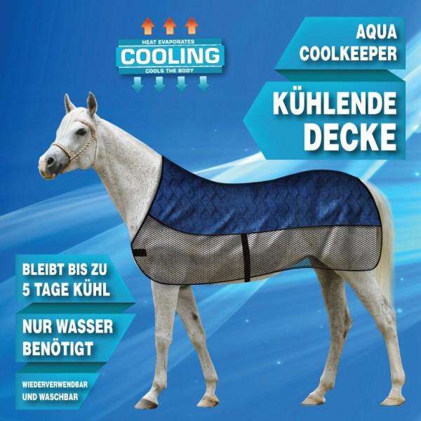 Aqua Coolkeeper™ Kühlende Pferdedecke