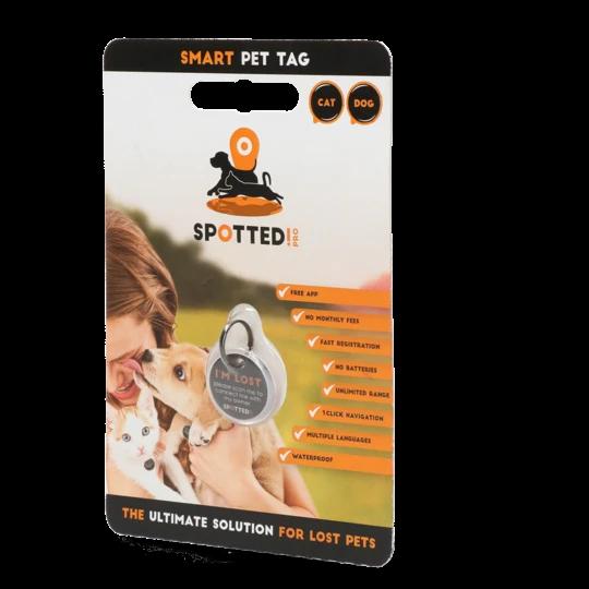 Spotted! Pro Dog and Cat Chip für Hunde und Katzen
