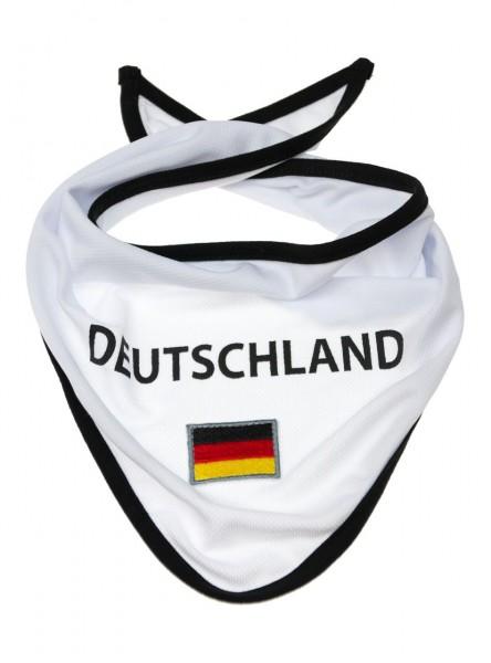 Fussball EM Deutschland Halstuch für Hunde